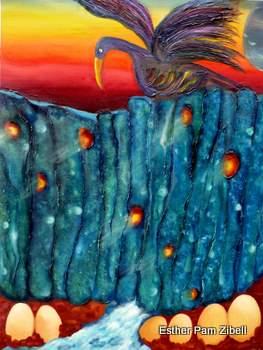 Cosmic birds 4