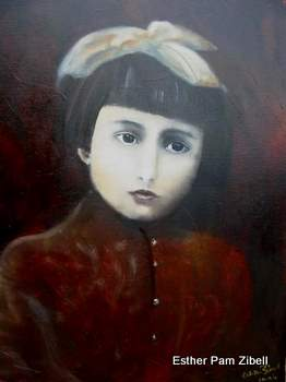 Portrait of Anna Glinberg 2