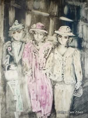 Three ladies 2
