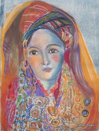 Usbeckistan Jewess