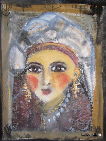 Morrocan Jewish Bride